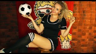 ASMR ⚽ Will you score the ball into the goal? 🥅 World Cup ASMR 🏆