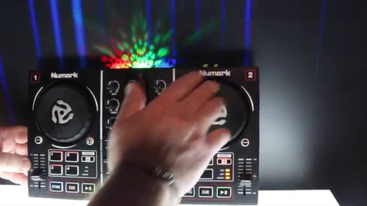 [NAMM 2016] Numark Party Mix Talkthrough Video