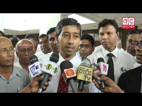 Contempt of Court case against Padeniya: hearing scheduled for August