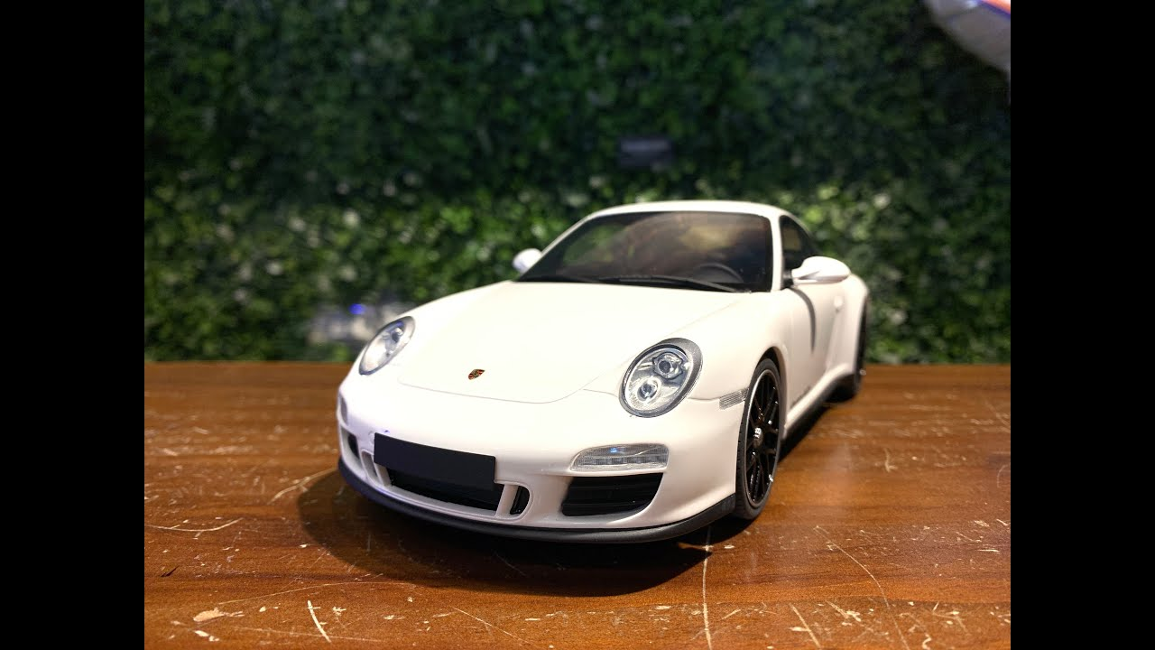 Porsche 911 997.2 GTS • NEU • GT Spirit GT287 • 1:18