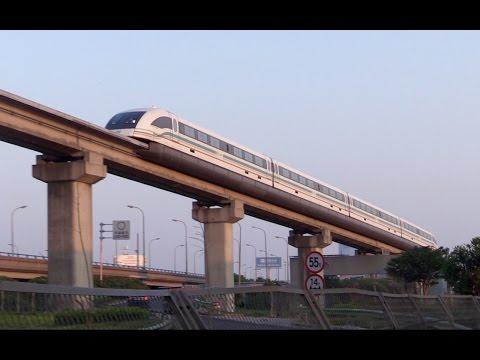 Shanghai Maglev 2015