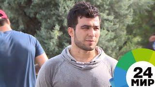 Таджикистанец Муин Гафуров стал бойцом UFC