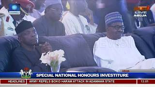 25 Years After, Buhari Honours Late MKO Abiola With Posthumous GCFR Nat'l Award Pt.9