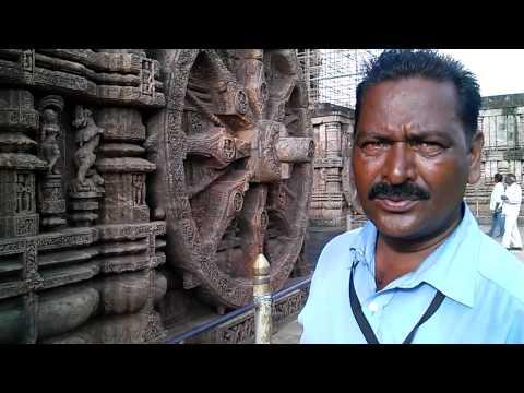 INDIA TOUR : Konark (Odisha)