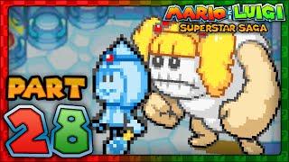 Mario & Luigi: Superstar Saga - Part 28 - Jojora and Jojora's Friends!