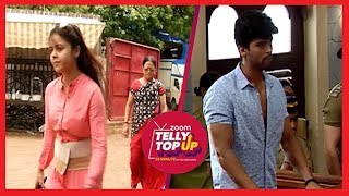 Devoleena is Back After Surgery On 'SNS' Sets | Arjun Gets Busted For Maya's Murder Attempt