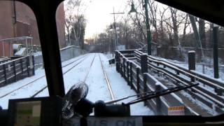Ashmont to Mattapan on the High Speed Line