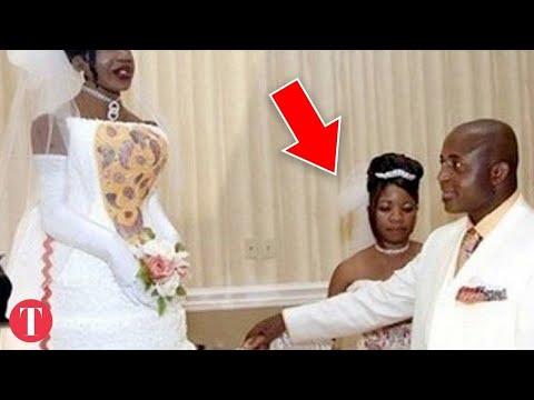 25 Wedding Photos You Won't Believe Actually Exist! thumbnail
