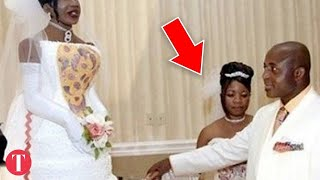 25 Wedding Photos You Won't Believe Actually Exist! thumbnail