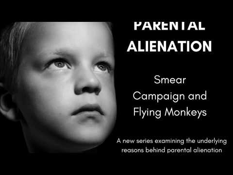 Smear Campaigns and Flying Monkeys / The Truth About Parental Alienation