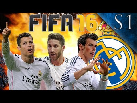 FIFA 16 - REAL MADRID CAREER MODE S1 EP. 1 - WHO TO SIGN?