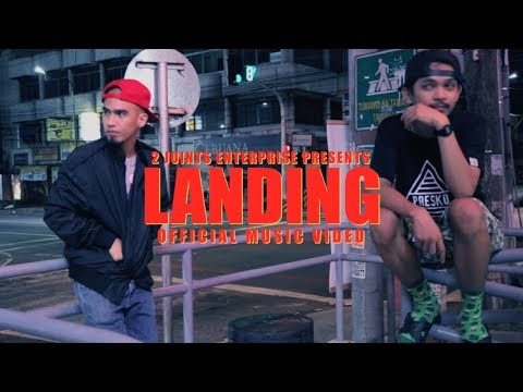 Bugoy na Koykoy - Landing feat. Ives Presko (Official Music Video)