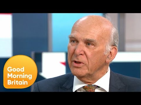 Sir Vince Cable Reacts to Danny Dyer's Comments on Brexit | Good Morning Britain