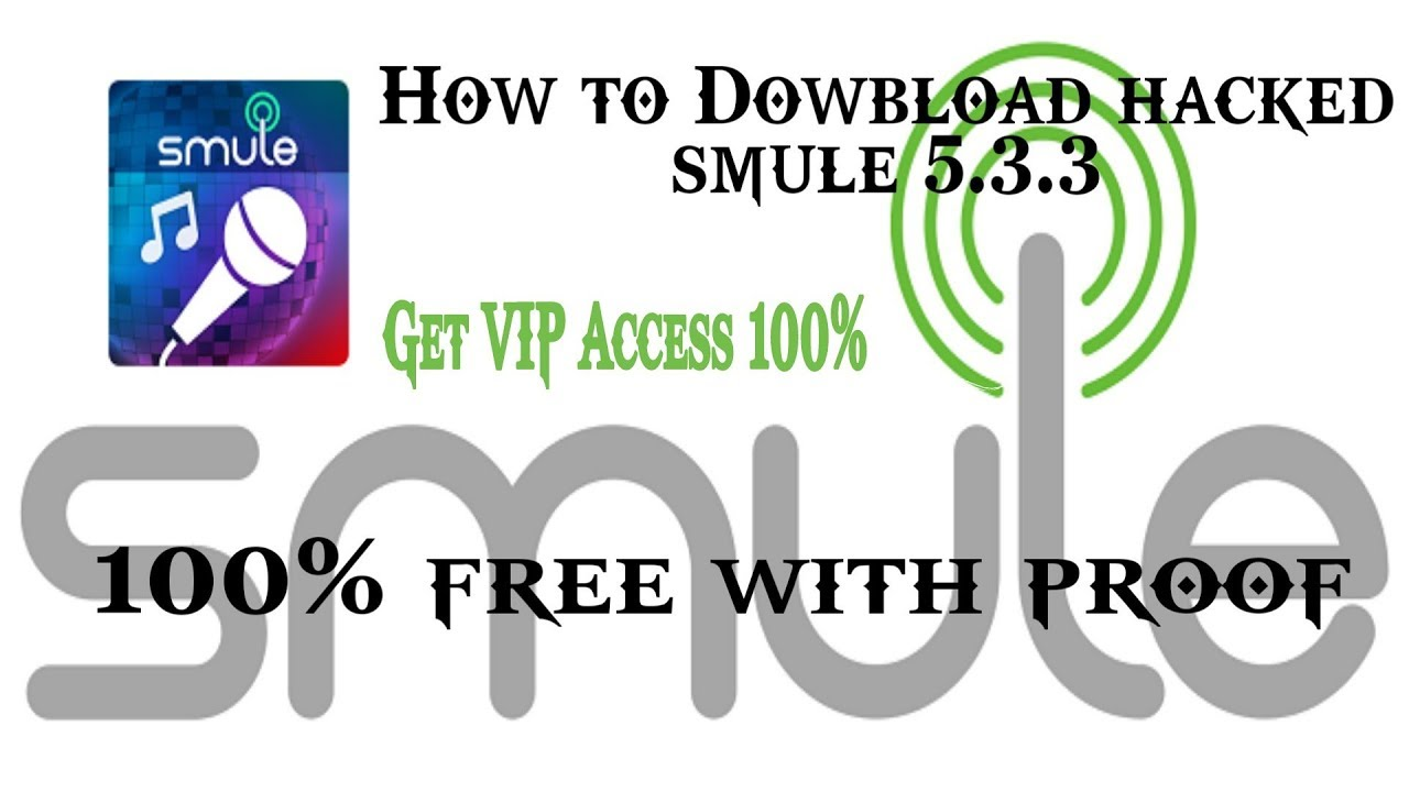 🏷️ Smule hacked mod apk download | Go to Sing! by Smule
