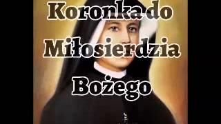 Recytacja Koronki do Miłosierdzia Bożego św. Faustyny Kowalskiej