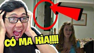 NHỮNG CON MA ĐÁNG SỢ ĐƯỢC MÁY QUAY CAMERA GHI HÌNH LẠI!!! (Sơn Đù Vlog Reaction)