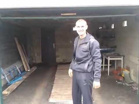 гаражные подъёмные ворота