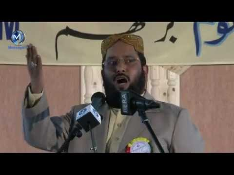 Maulana Yahya Abbasi 2012 / Seerat Conference Birmingham