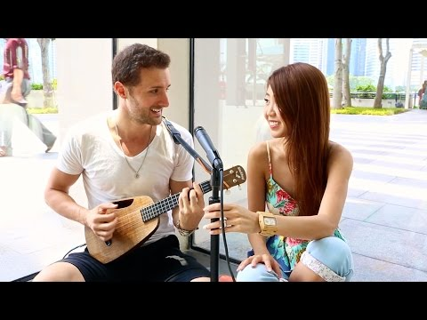 """Your Song"" - Elton John cover by Tay Kewei & David DiMuzio"