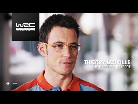 WRC 2017: DRIVER PROFILE Thierry Neuville