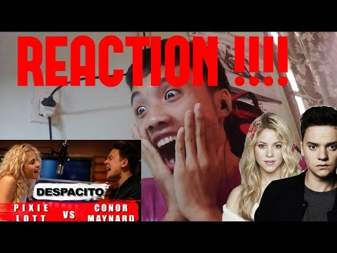 REACTION !!! | Despacito ft. Daddy Yankee & Justin Bieber (SING OFF vs. Pixie Lott)