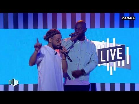 Youtube: (EXCLUSIF) Nemir et Alpha Wann en live avec«Sur ma vie» dans #CLIQUE