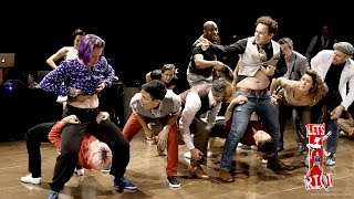 Swing Riot Invitational Battle Part 2 - Swing vs Funk - Montreal Swing Riot 2015