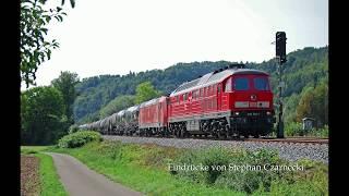 Umleiterzüge auf der Neckartalbahn Teil 2