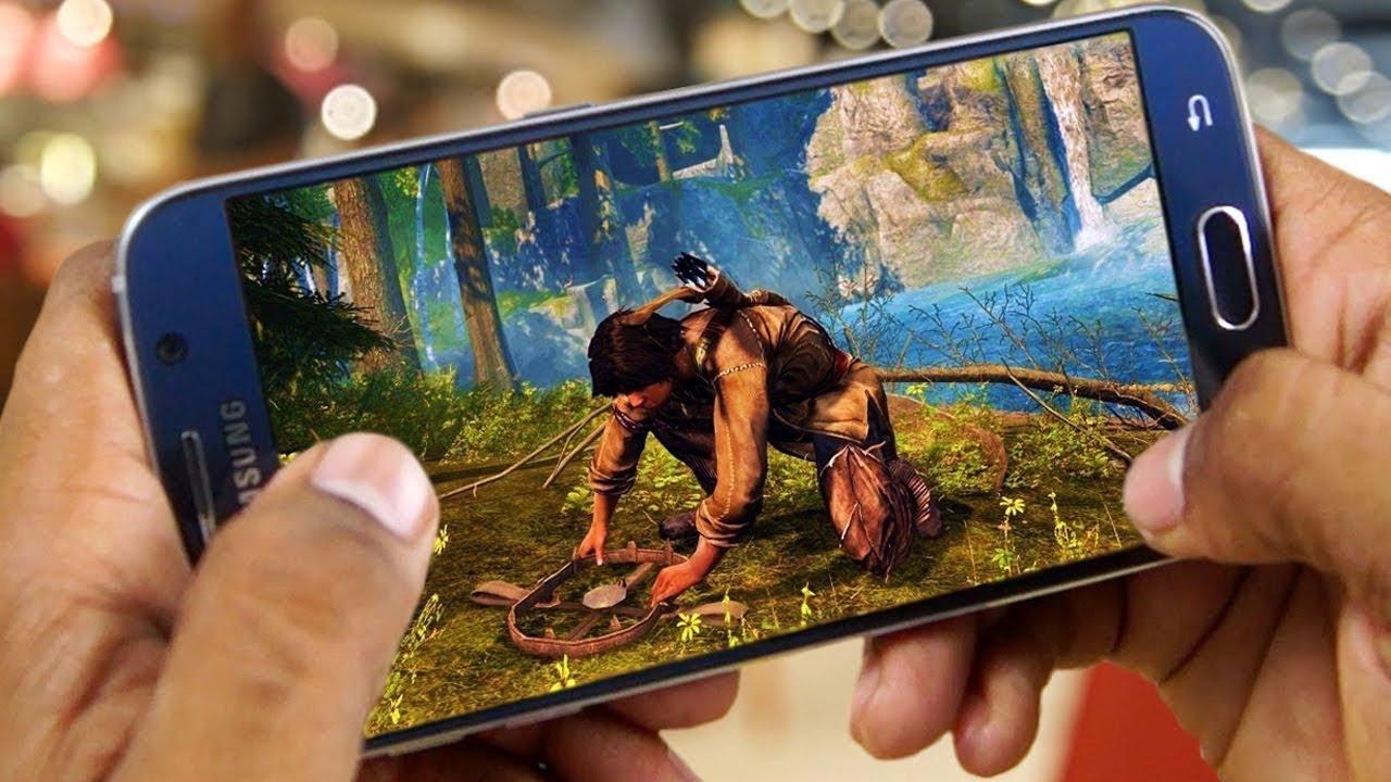 Крутые игры на андроид без интернета
