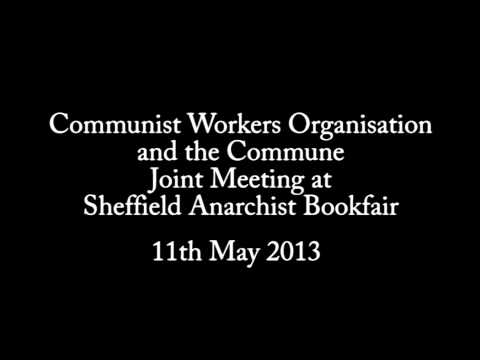 Anarchism, Marxism and the State: the real divide amongst revolutionaries?