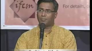 Carnatic Music Lessons:  Geethams  taught by Chitravina N Ravikiran