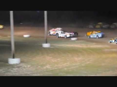Ricky Davis, 13 years old,  Novice Budget Sportsman Albany-Saratoga Speedway 5-10-13