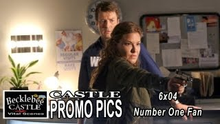 "Castle 6x04 Promotional Photos ""Number One Fan"" (HD)  High Resolution Pictures"