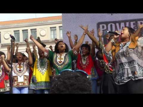 Kierra Sheard  Featuring Destined For Greatness - 2017 Pan African Festival