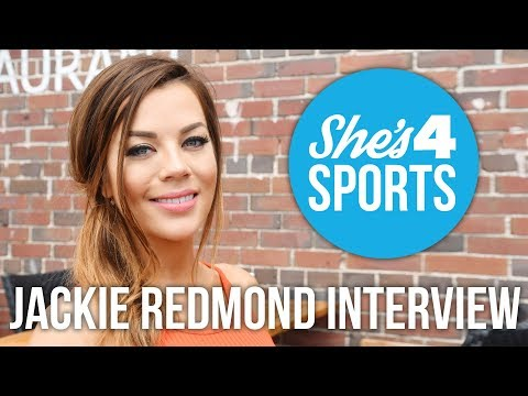 She's4Sports  with Jackie Redmond, Sportsnet Anchor