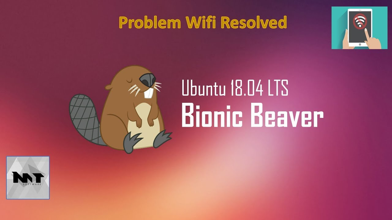 Problem Wifi Resolved On Ubuntu 18 04