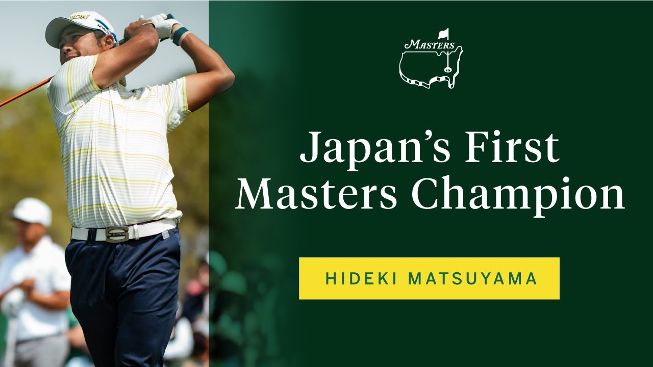 History Made For Japan | The Masters