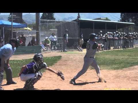 2012 Moreau Catholic High School JV Baseball Team