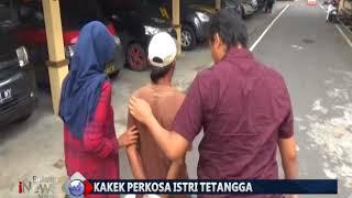 Download Video Bejat!! Kakek 60 Tahun Perkosa Tetangga Karena Tak Tahan Lihat Korban Berpakaian Seksi - BIM 07/03 MP3 3GP MP4