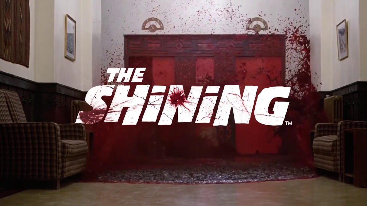 the shining house reveal at halloween horror nights universal studios hollywood orlando 2017 - The Shining Halloween