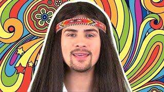 GRASS WHEEL (Hippie Grass Car)