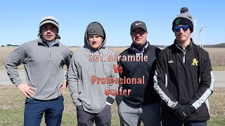 3v1 Scramble vs Professional Golfer Craig Stefureak | Cayuga Golf Club