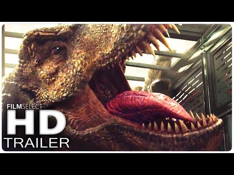 JURASSIC WORLD 2: Trailer 3 Teaser (2018)
