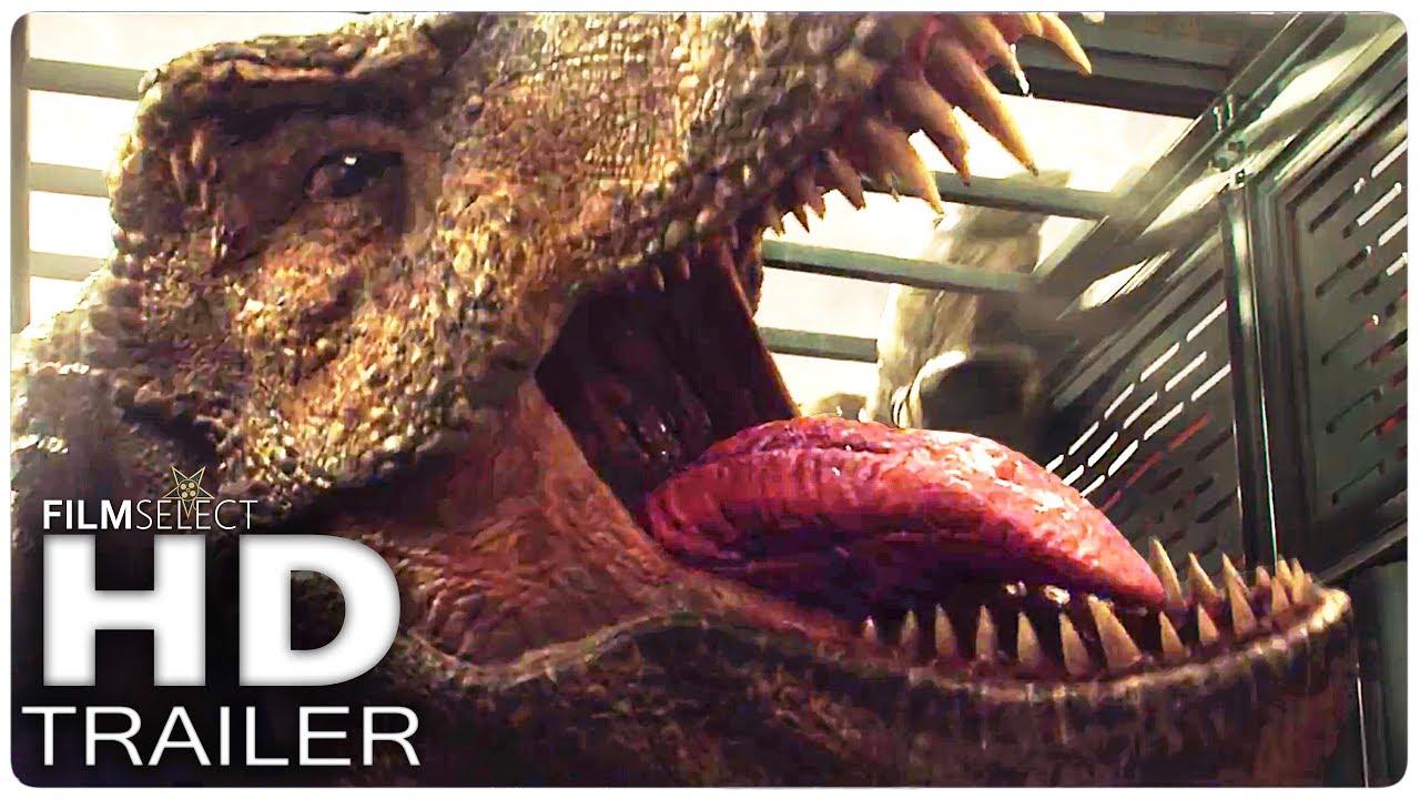 jurassic world 3 trailer
