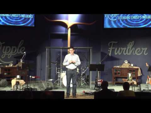 Watershed Church in League City Texas. Sermon from June 12 2016