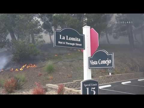 Hill Fire / Camarillo  11.8.18