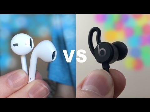 Beats X vs Apple Earpods?