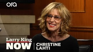 Christine Lahti's casting couch story