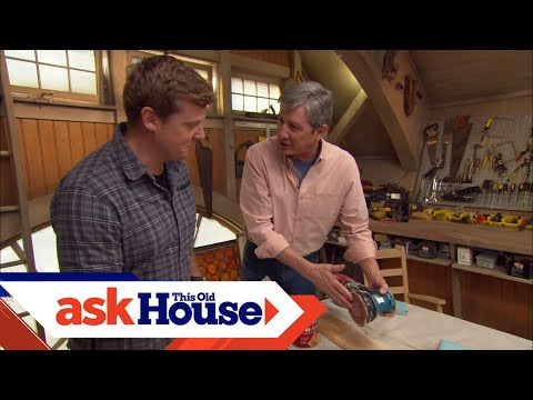 Staining and Finishing Wood (S12E23) | Preview | Ask This Old House