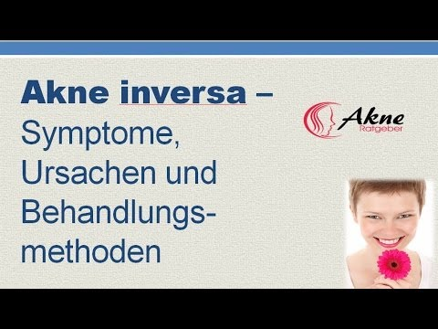 Akne inversa: Symptome,